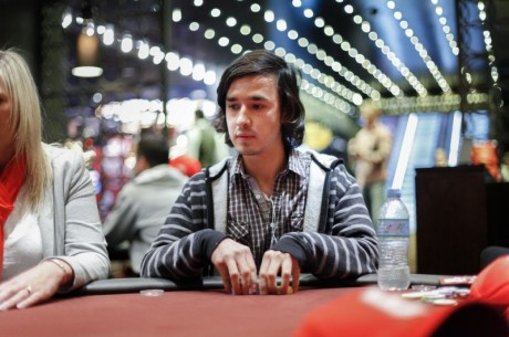 2012 PokerStars.net APPT Melbourne Day 1a: Brendon Rubie Bags Chip Lead