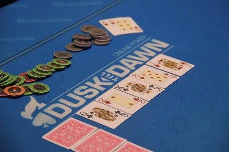 DTD £500k Guaranteed Deepstack Day 1a: Tom Hall grabs The Chip Lead