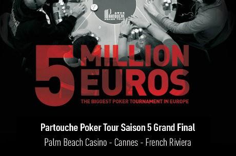 Los españoles se preparan para jugar la final del Partouche Poker Tour en Cannes