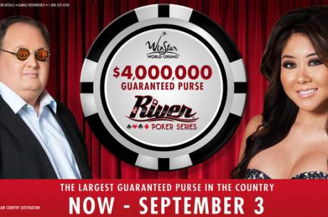 River Poker Series 2012 Resumo com a Sarah Grant