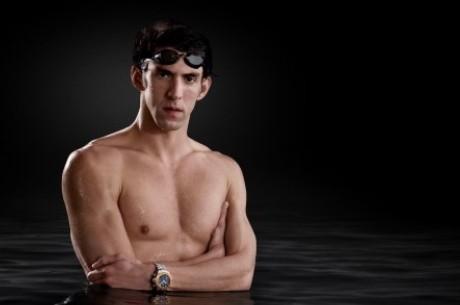 수영황제 펠프스, 베가스에서 포커로 $100,000 수익을?