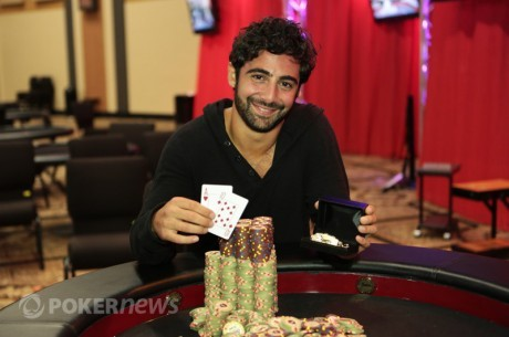 Aaron Massey: WinStar World Casino River Poke主赛事冠军