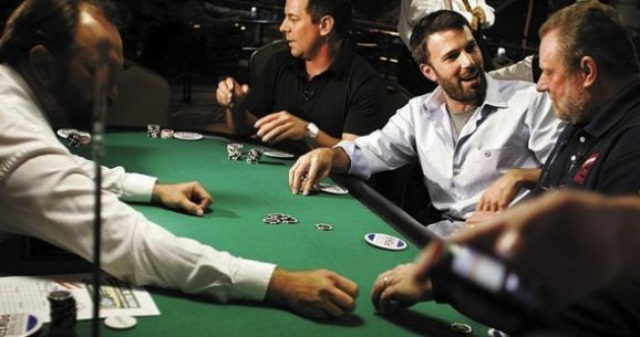Runner, Runner -- Online Poker Movie in the Works; To Star Affleck and Timberlake