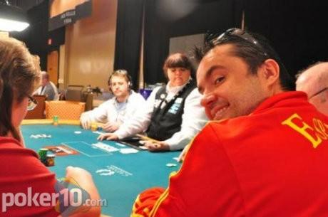 Amatos termina 8.º en el Partouche Poker Tour