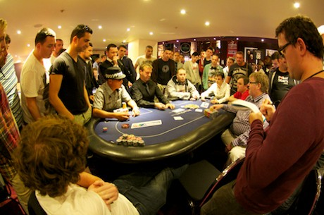 David Reed Leads As UKIPT Newcastle Reaches The Money Places