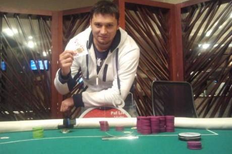 Roman Skidtsenko oli Paf Livel parem kui ülejäänud 116 pokeristi