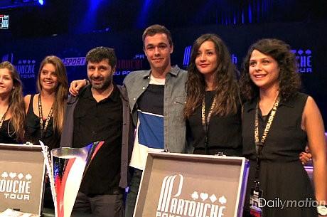 Ole 'wizowizo' Schemion gana la Final del Partouche Poker Tour