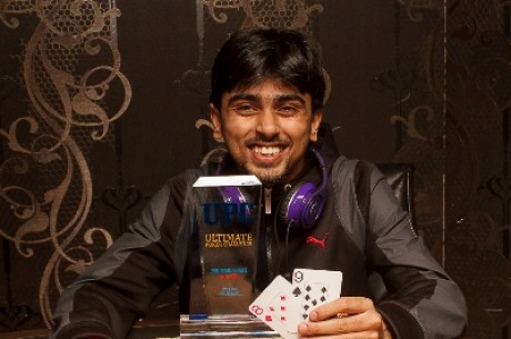 Shashank Siddharth wins Main Event at the Ultimate Poker Challenge