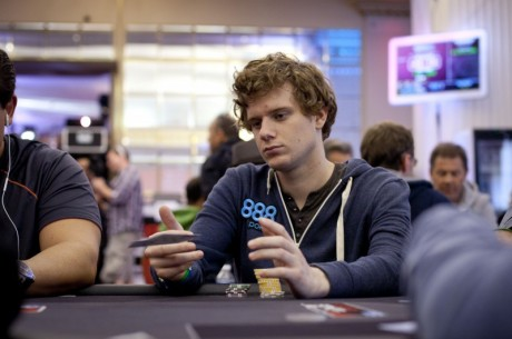 UKIPT Newcastle Main Event Final Table Reached: Sam Holden Still In The Hunt