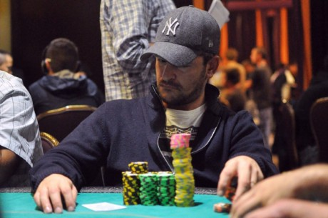 World Poker Tour Grand Prix de Paris Dan 1b: Boissenot Izgradio Ogroman Stek