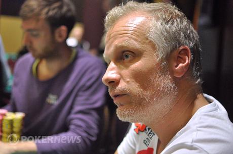 Theo Jørgensen tæt på finalebord i WPT Paris!