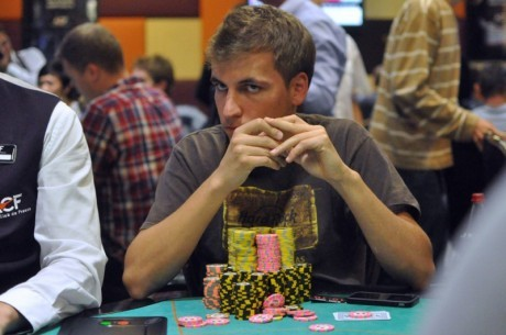 Philipp Gruissem: WPT Grand Prix de Paris Day-2 领跑者