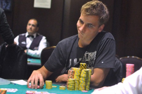 World Poker Tour Grand Prix de Paris 3. nap: Gruissem magabiztosan vezet