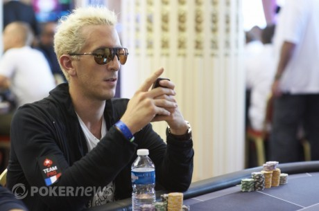 Bertrand Grospellier sube a lo más alto del Global Poker Index