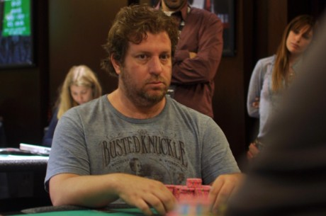 World Poker Tour Grand Prix de Paris Dan 4: Postavka Finalnog Stola; Čip Lider Matt Salsberg