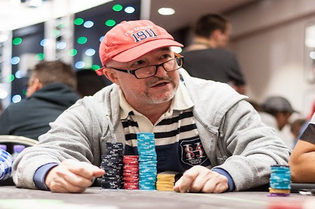 Unibet Open London Day 1b: Romana Pizzo Claims Overall Chip Lead