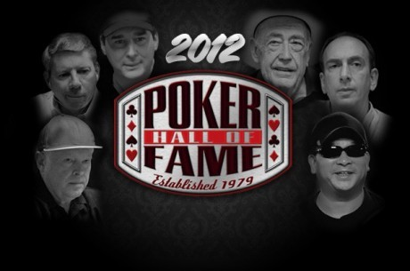 World Series of Poker Anuncia os 10 Finalistas para o Poker Hall of Fame 2012