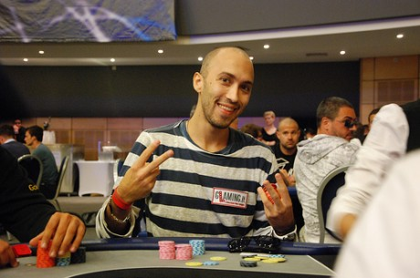 World Poker Tour Malta Day 1b: Jackson Genovesi Claims Overall Chip Lead