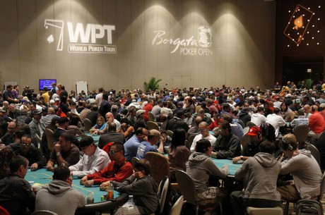 2012 World Poker Tour Borgata Poker Open Day 1b: Brian Lemke Takes Charge