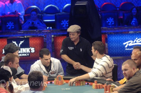 The WSOP on ESPN: Pollak's Troubles, Some Controversy, and Poker's Most Overused Phrase