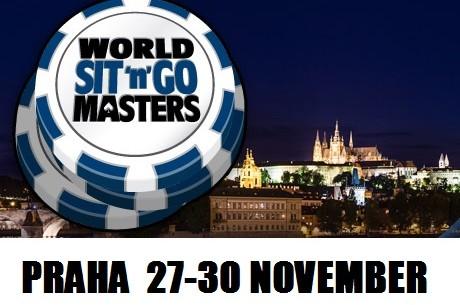 Sit'n'go maailmameistrivõistlused Prahas