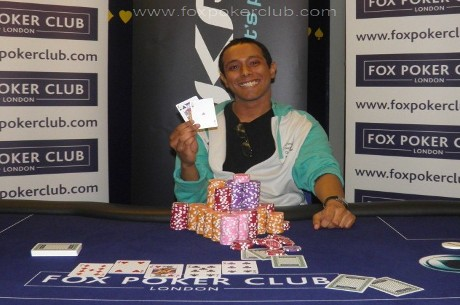 English Poker Open Day 1b: Mohammed Haque Grabs Overall Chip Lead