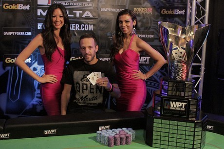Yorane Kerignard Wins World Poker Tour Malta Main Event