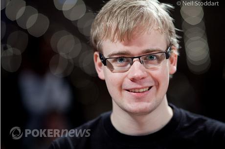 LIGE NU: Mickey Petersen spiller finale ved English Poker Open
