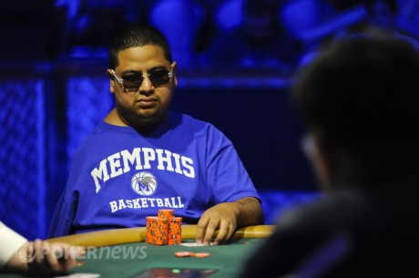 2012 World Poker Tour Borgata Open: Matthew Burnitz, David Diaz lead Final Table