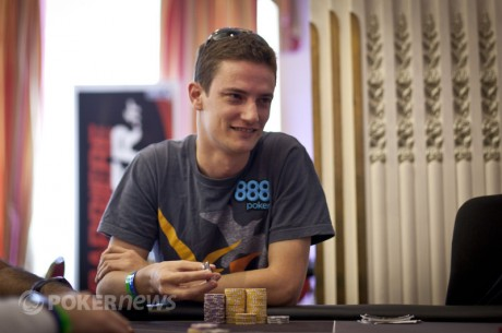 World Series of Poker Europe Dia 1 2012: Krakow Lidera o Evento #1