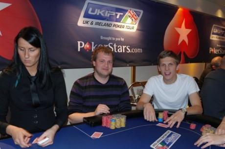 PokerStars UKIPT Newcastle reisebrev del 2 fra Steffen Gjelseth