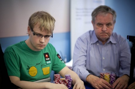 Chris Björin tvåa i English Poker Open 2012