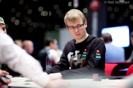 Sejr til Mickey Petersen ved English Poker Open!