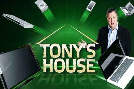 Nädal Partys: Tony G Maja kestab kuni kõik auhinnad jagatud