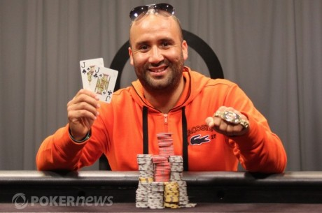 2012 World Series of Poker Europe Day 3: Mahmoud Wins; Rettenmaier Leads Event #2