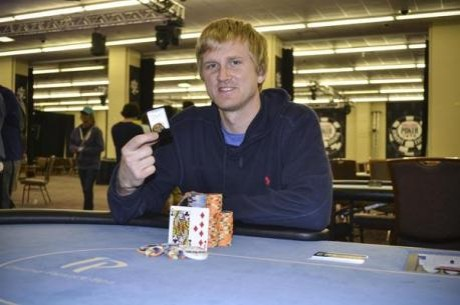 World Series of Poker Europe 20012 Dia 2: Butler Lidera Evento #2