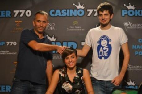 Chema Felices gana el CNP de Alicante