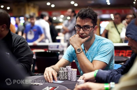 WSOP Europe 2012 Dia 4: Esfandiari Perto do Top no Evento #2