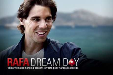 Võistle Rafa Nadaliga imelisel Mallorcal!
