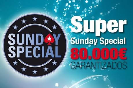 'javyt' gana el 16.757€ en el Sunday Special