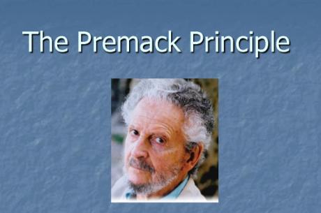 Как действа Принципът на Премак при покер играчите?
