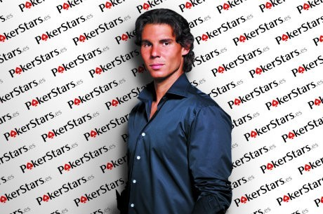 Conoce a Rafa Nadal en persona y juega con él al poker