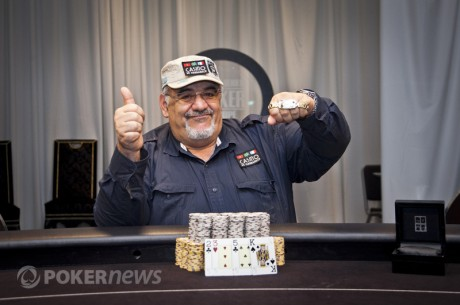 2012 World Series of Poker Europe Day 6: Hairabedian Wins France's First WSOPE Bracelet