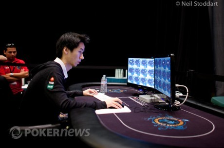 Poznajcie Team PokerStars Online: Randy Lew i Adrienne Rowsome