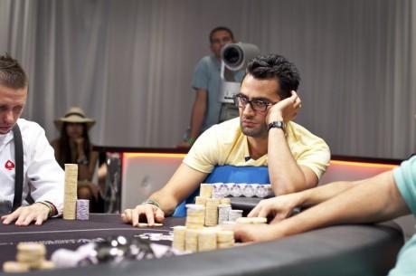 WSOPE 2012: Kristijonas startuoja €10,000 įpirkos turnyre, Esfandiari apyrankė ir kita