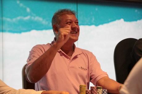 Dragan Kostic, líder del Día 1A del CEP de Mallorca