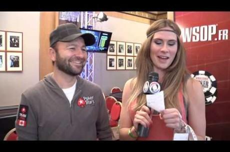 WSOPE 2012: Daniel Negreanu Responde