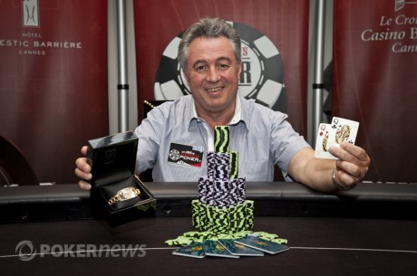 Giovanni Rosadoni:人生第一条WSOP金手镯