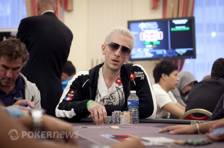 World Series of Poker Europe 2012 Dia 10: ElkY Termina o Dia 1b como Chip Leader