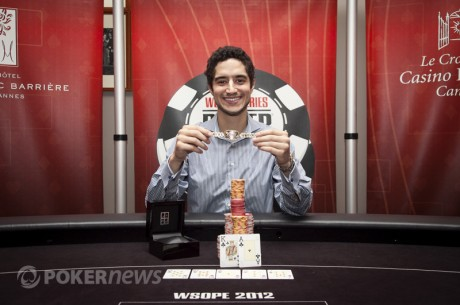 2012 World Series of Poker Europe Day 11: Aguiar Captures Gold; Sergii Baranov Leads Main Event